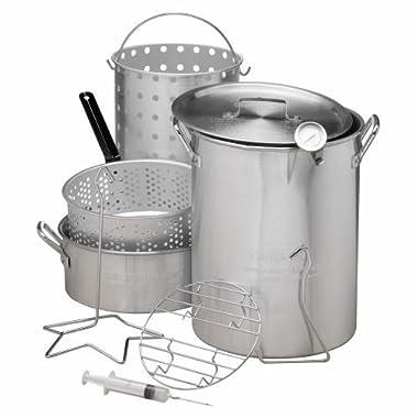 Outdoor Gourmet Deluxe Combo Pot Kit