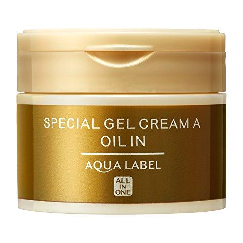AQUALABEL(アクアレーベル)アクアレーベルスペシャルジェルクリームA(オイルイン)通常品単品90グラム(x1)