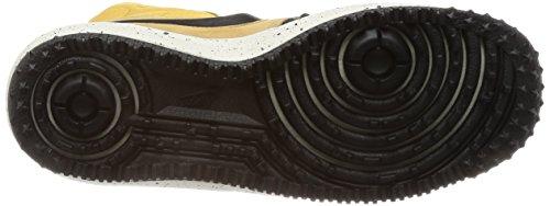 NIKE 916682-701 - Puntera para botas y zapatos Hombre Multicolor Mehrfarbig (Braun-Schwarz) 43 EU