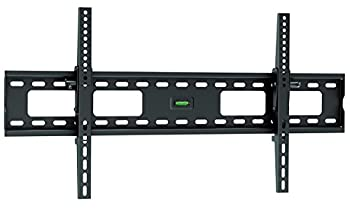 Ultra Slim Tilt TV Wall Mount Bracket for Samsung QN82Q6 Flat 82  QLED 4K UHD 6 Series Smart TV 2018 - Low Profile 1.7  from Wall 12° Tilt Angle Easy Install for Reduced Glare!