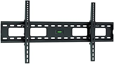 Ultra Slim Tilt TV Wall Mount Bracket for Samsung Q80R 82
