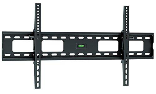Ultra Slim Tilt TV Wall Mount Bracket for Samsung QN82Q6 Flat 82' QLED 4K UHD 6 Series Smart TV 2018 - Low Profile 1.7' from Wall, 12° Tilt Angle, Easy Install for Reduced Glare!