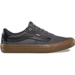 d08a31723f58 These shoes have been upgraded to match the abuse of skateboarding and are  the best vans skate shoe. (P.S the Pro in the title means they ...