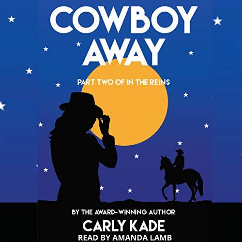 Cowboy Away audiobook cover art