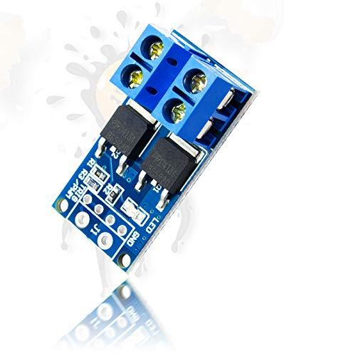 Módulo mosfet Power PWM 5-36 V D4184 15 A Transistor LED Motor Control Controlador para Arduino IoT ESP8266
