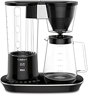 cuisinart 12 cup programmable coffee maker with glass carafe