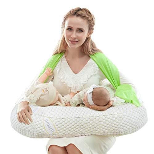 Coussins d'allaitement Coussins D'allaitement Jumeaux Coussins D'allaitement Oreillers Multifonctions Oreillers pour Femmes Enceintes Coussins D'allaitement Protecteurs De Taille Soin du bébé