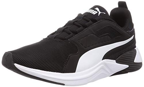 PUMA Disperse XT Men's, Zapatillas de Gimnasio Hombre, Negro Black White, 45 EU