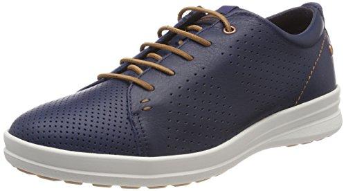 Panama Jack Tommy, Zapatos de Cordones Oxford Hombre, Azul (Marino), 40 EU