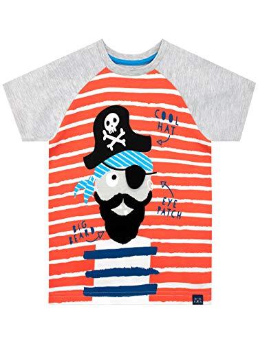 Harry Bear Jungen Pirat T-Shirt Mehrfarbig 116