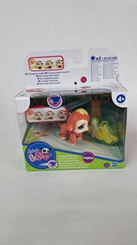 Littlest Pet Shop - 37180 - Figurine - Petshop Trotteur - Lapin