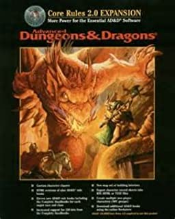 Advanced Dungeons & Dragons Core Rules 2.0 Expansion - PC
