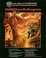 Advanced Dungeons & Dragons Core Rules 2.0 Expansion (輸入版)