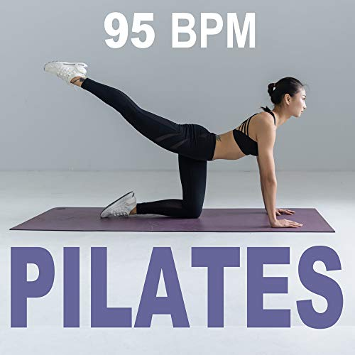 Mat Power Pilates Workout (95 Bpm Good Vibes Pilates Music to Power up Your Pilates Session)