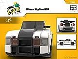 Nissan Skyline R34 (Instruction only): Moc Life (English Edition)