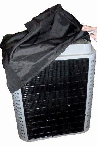 HVACSource New & Improved! Large AC Condenser Cover Professional Grade