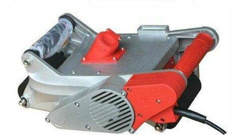 Gowe zaino portatile aspirapolvere polvere aspirazione Collection attrezzo speciale per incastri pavimenti scanalatura di taglio della macchina