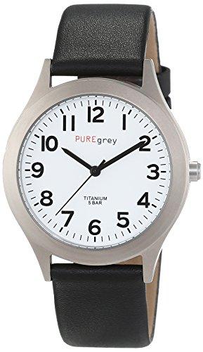 Pure Grey Titan 1320WL–Orologio da uomo