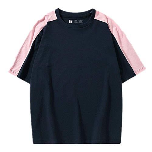 NOBRAND - Camiseta de manga corta para mujer, diseño de Raglan Trend Wild 1 S