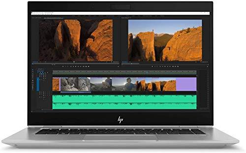 HP ZBook Studio G5 15.6' FHD IPS Mobile Workstation - i9 9980H, 32GB 2666MHz, 1TB NVMe SSD, Nvidia Quadro P1000 4GB, Wireless 11ac & Bluetooth 5.0, Win 10 Pro - UK Keyboard Layout