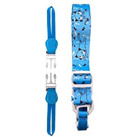 ZenRich Shoulder Strap for Tablet Cases,Universal Adjustable & Removable Carrying Strap,Ultra Comfortable Replacement Shoulder Belt -ColorfulBlue