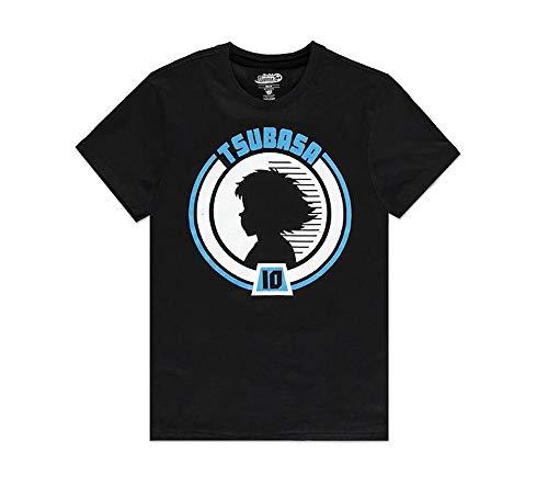 Captain Tsubasa - Die tollen Fußballstars - T-Shirt   Original Merchandise, Größe:XXL