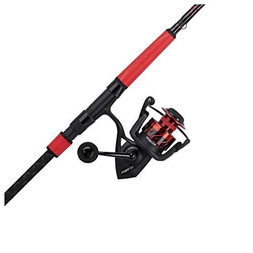 PENN Fierce III LE Spinning Reel and Fishing Rod Combo - FRCIII5000LE802MH