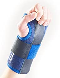 PERFECT WRIST BRACE FOR ACTIVE LIFESTYLES: Premium quality brace with thumb spica support featuring adjustable straps for ultimate comfort, fit and support, suitable for everyday activities and sports including basketball, golf, tennis, volleyball, y...