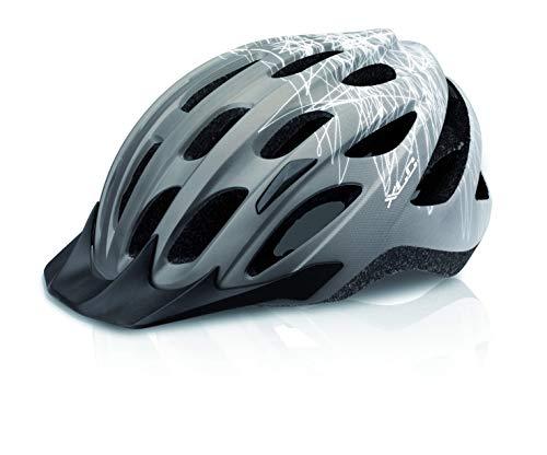 Xlc Casco de Bicicleta BH-C20, Unisexo, Antracita, 53-57 cm