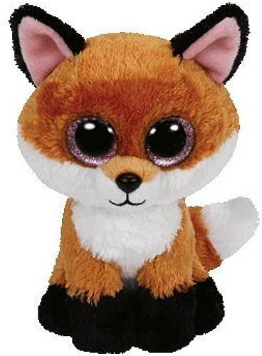 Slick the Fox Ty Beanie Boos 6 by Ty Beanie Boos