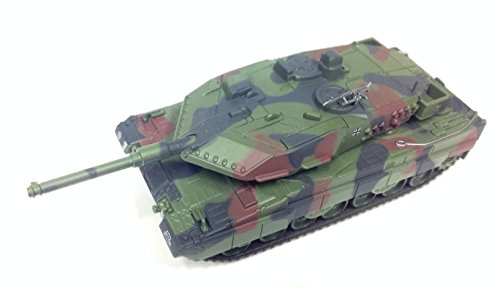 1:72 MILITARY VEHICLE TANQUE WAR WW2 Leopard 2 A5 DK Germany 3