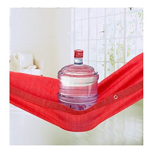 GHHZZQ Durable Filet d'ombrage Voiles d'ombrage Isolation Thermique Refroidir Piscine Carport, Rouge (Color : Red, Size : 5x8m)