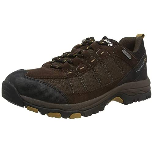 Trespass Men's Scarp Low Rise Hiking Boots
