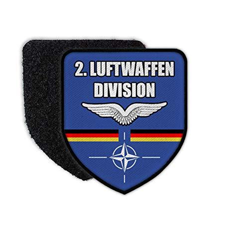 Copytec Patch 2 Luftwaffendivision B&eswehr NATO Birkenfeld LwDiv Luftwaffe #32883