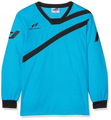 Pro Touch Camiseta de Portero Barca Unisex Niños, Unisex niños, 4031832, Azul, 140