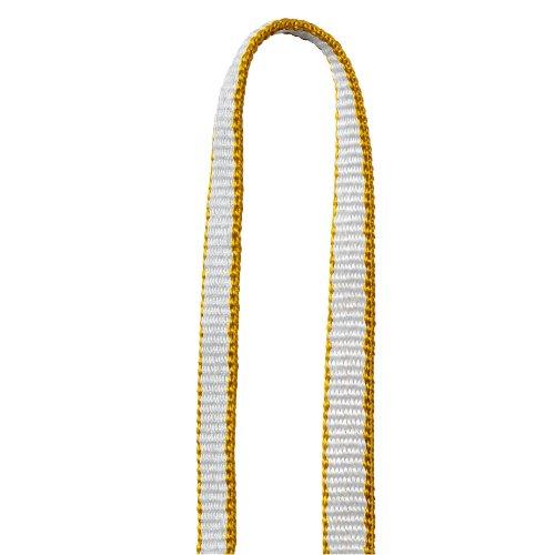 PETZL – St Anneau, Couleur Jaune, Taille 60 cm