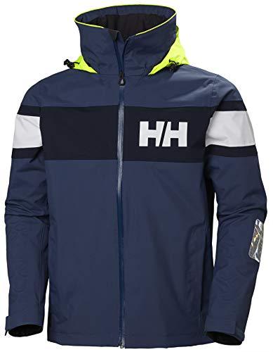 Helly Hansen Salt Flag Jacket Chaqueta Deportiva, Azul (Azul 603), Medium (Tamaño del Fabricante:M) para Hombre