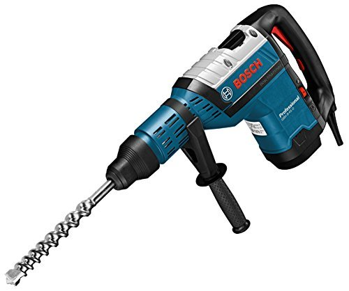 Bosch GBH 8-45 D 8kg SDS Max Hammer 1500 Watt 110 Volt by Bosch