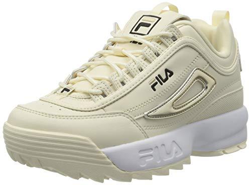 FILA Disruptor M wmn zapatilla Mujer, blanco (Antique White), 41 EU