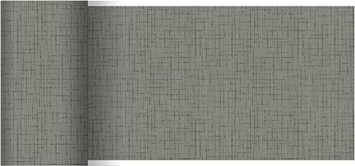 Duni Linnea granite grey 20mx15cm 1 St.