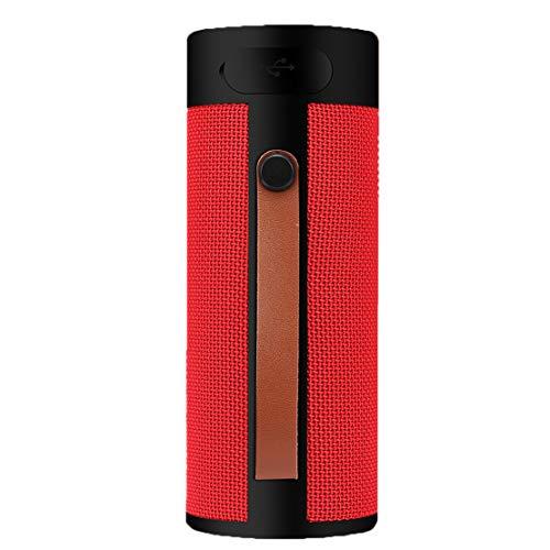 HIOD Bocina Bluetooth Inalámbrico Construido en Micrófono Radio 33 pies Distancia Batería 1800mAh...