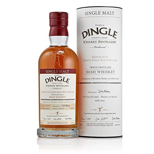 Dingle Single Malt Whiskey Batch 4