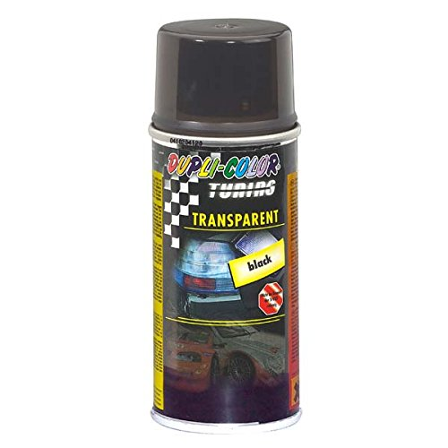 Dupli-Color 430213 Tuning und Universal Spray, 150 ml, Transparent/Schwarz, Black