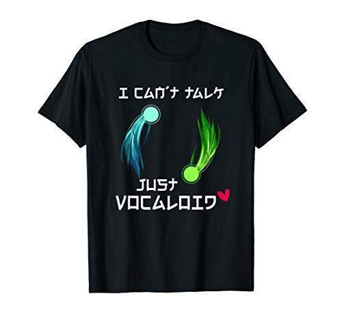I Can't Talk Just Vocaloid | Men Women T-Shirt