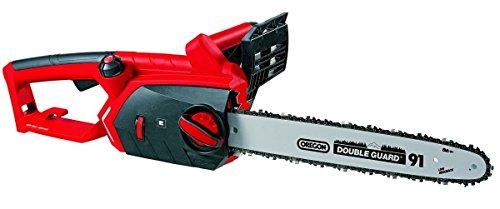 Einhell GE-EC 2240 -Motosierra eléctrica (2200W, longitud de corte: 37.5cm, velocidad de coste: 15m/s, 7800rpm, espada y cadena de calidad OREGON) (ref. 4501740)