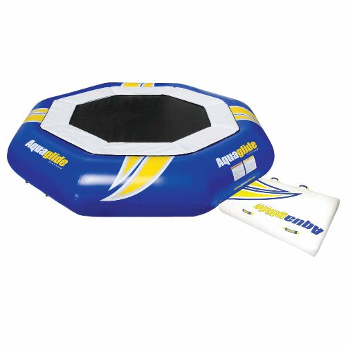 Aquaglide Platinum SuperTramp Water Trampoline