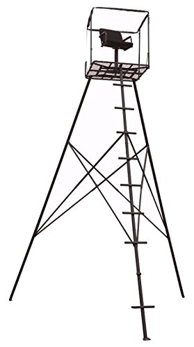 Big Dog BDT-300 4837-0010 Command Tower Fishing Equipment, 16'