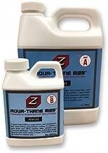Z Aqua-Thane M35 Water-Based, Polyurethane Coating, Satin Finish, Matte Concrete Sealer