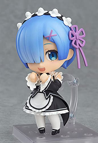 Statues Figures Anime Life in Another World Action Figures Ram Rem Q Version PVC Toys Collection Model Gift Girl-5 Decoration Birthday Gift