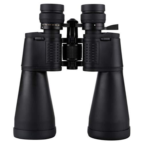 LFFCC Prismáticos 90X80 Portátil al Aire Libre Visión Diurna y Nocturna, con visión Nocturna Telescopio de telémetro, para la observación de Aves Caza Camping Senderismo Viajes